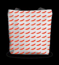 Firebird Tote Bag – 17″x17″